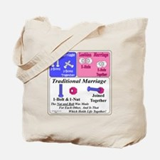 Cute Controversial Tote Bag