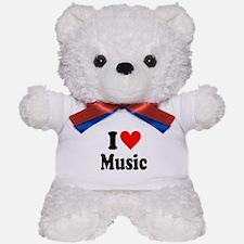 I Love Music: Teddy Bear