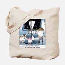 Life As We Know It Tote Bag