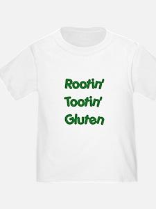 Rootin' Tootin' Gluten T