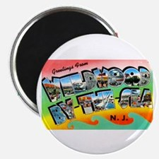 "Cute Sea hunt 2.25"" Magnet (10 pack)"