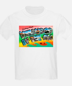Unique New jersey t T-Shirt