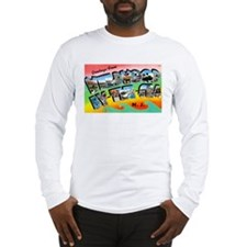 Unique Cape may new jersey Long Sleeve T-Shirt