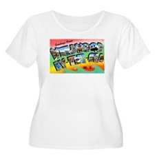 Wildwood By The Sea Plus Size T-Shirt