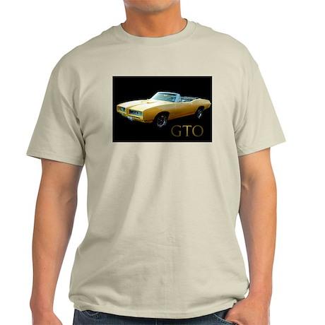 Pontiac GTO Light T-Shirt