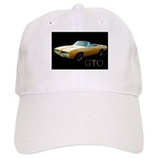 Pontiac GTO Baseball Cap