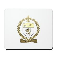MAUDOUX Family Crest Mousepad