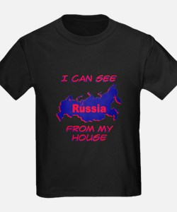 I Can See Russia From My House T