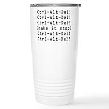 Ctrl-Alt-Del Travel Mug