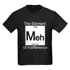 Element MEH Kids Dark T-Shirt