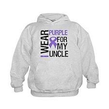IWearPurple Uncle Hoodie