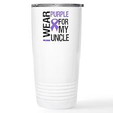 IWearPurple Uncle Travel Mug
