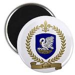 LEJEUNE Family Crest Magnet