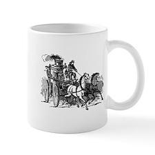 Fire Engine Mug