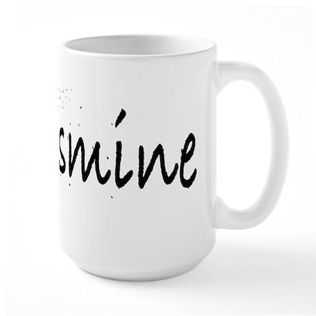 Jasmine Large Mug