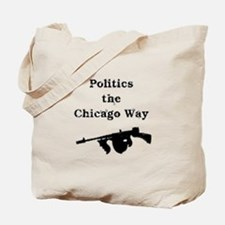 Blagojevich Tote Bag
