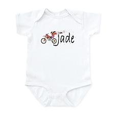 Jade Infant Bodysuit