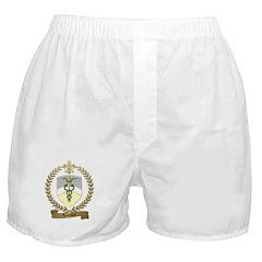 LEMAITRE Family Crest Boxer Shorts