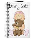 Beary Cute Journal