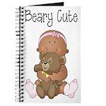 Beary Cute (African American) Journal