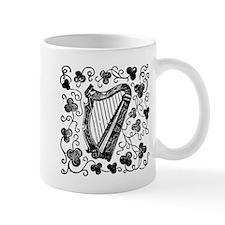 Clover Harp Mug
