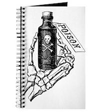 Poison Bottle Journal