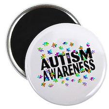 "Autism Awareness 2.25"" Magnet (100 pack)"