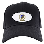 LEMOYNE Family Crest Black Cap