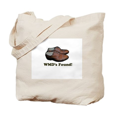 WMD's Found! Tote Bag