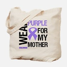 IWearPurple Mother Tote Bag