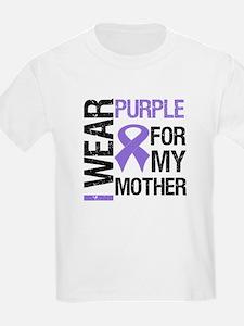 IWearPurple Mother T-Shirt