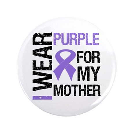 "IWearPurple Mother 3.5"" Button"