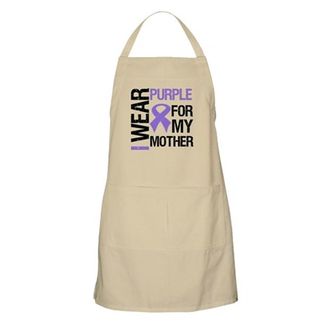IWearPurple Mother BBQ Apron