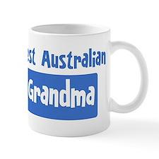 West Australian grandma Mug