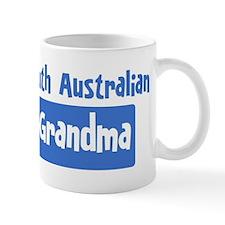 South Australian grandma Mug