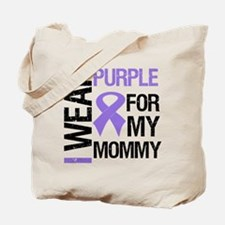 IWearPurple Mommy Tote Bag