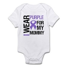 IWearPurple Mommy Infant Bodysuit