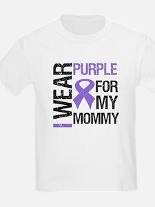 IWearPurple Mommy T-Shirt