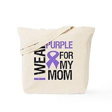 IWearPurple Mom Tote Bag