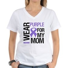 IWearPurple Mom Shirt