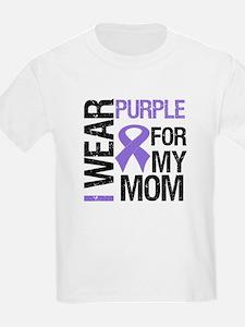 IWearPurple Mom T-Shirt
