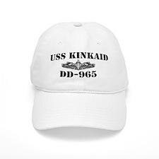 USS KINKAID Baseball Cap