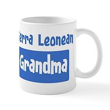 Sierra Leonean grandma Mug