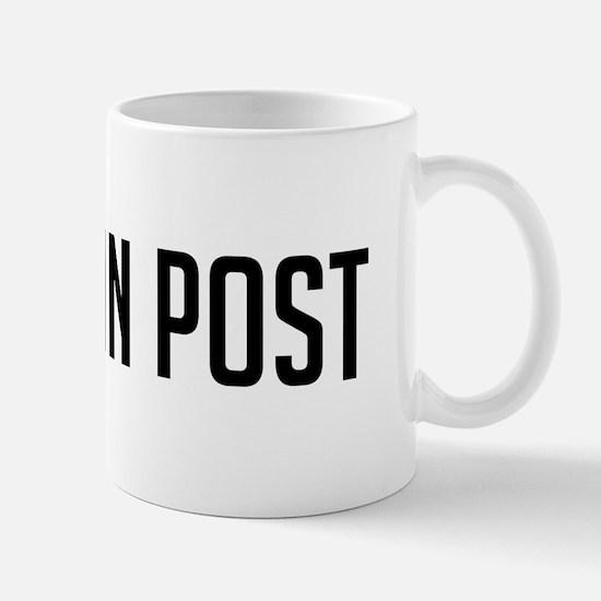 Post-Production Mug