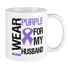 IWearPurple Husband Mug