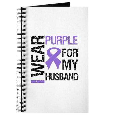IWearPurple Husband Journal