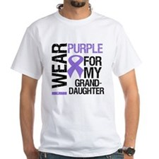 IWearPurple Granddaughter Shirt