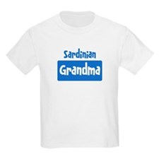 Sardinian grandma T-Shirt