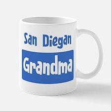 San Diegan grandma Mug