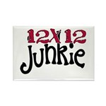 12x12 Junkie Rectangle Magnet (100 pack)